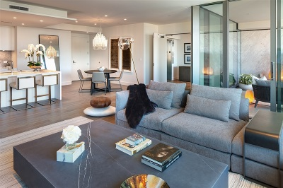 San Diego Attached For Sale: 2855 5th Ave #1001