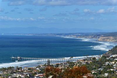 La Jolla CA Single Family Home For Sale: $1,879,000