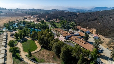La Cresta Single Family Home For Sale: 40825 Sierra Maria Road