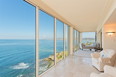 San Diego County Attached For Sale: 939 Coast Blvd #15B/C