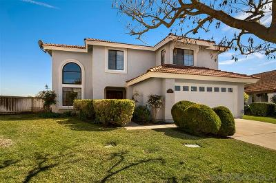 Rancho Del Rey Single Family Home For Sale: 808 Arroyo Pl