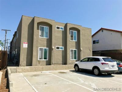 San Diego Multi Family 5+ For Sale: 3470 Monroe Ave.