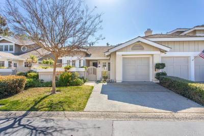 Encinitas CA Attached For Sale: $764,500