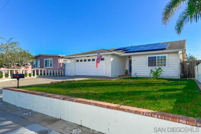 San Diego Single Family Home For Sale: 935 14th Street