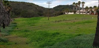 Vista Residential Lots & Land For Sale: Robbie Lane #Parcel 4