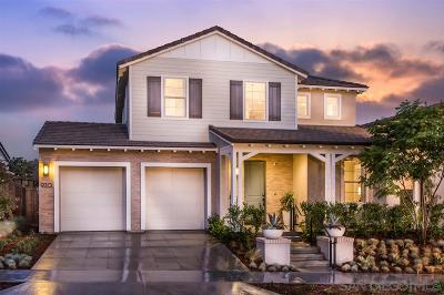 Chula Vista Single Family Home For Sale: 1153 Camino Cantera
