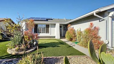 San Diego Single Family Home For Sale: 8088 Flanders Drive