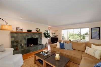 Fallbrook Single Family Home For Sale: 2933 Mackey Dr