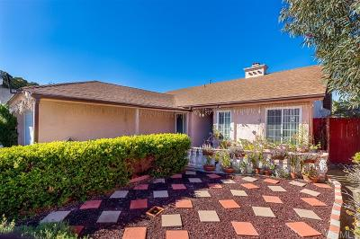 San Diego Single Family Home For Sale: 386 Falconfire Way
