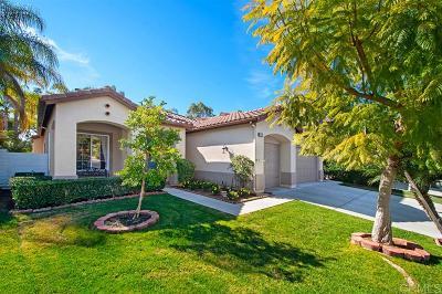 Escondido Single Family Home For Sale: 3139 Ferncreek Ln