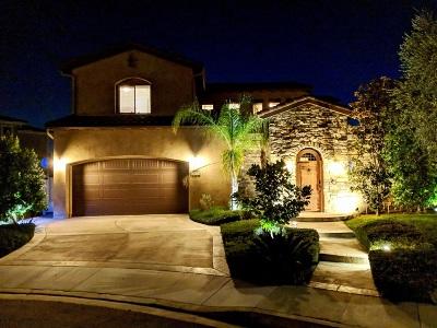 Rancho Bernardo, San Diego Single Family Home For Sale: 18298 Canfield Place