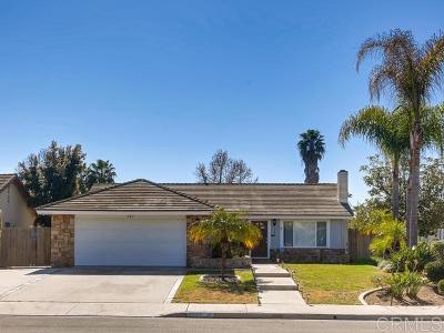 Oceanside Single Family Home For Sale: 727 Point Arguello