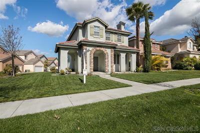 Chula Vista Single Family Home For Sale: 1401 Little Lake St