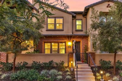 San Diego Townhouse For Sale: 15905 Parkview Loop
