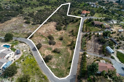 Valley Center Residential Lots & Land For Sale: 27447 Cool Water Ranch Rd #31