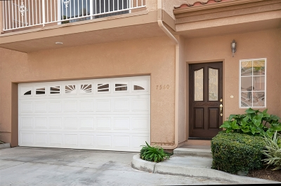Carlsbad Attached For Sale: 7560 Romeria St