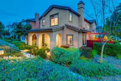 Chula Vista Single Family Home For Sale: 2277 Shiney Stone