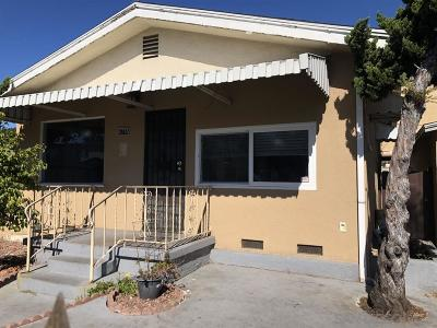San Diego Single Family Home For Sale: 4776 Orange Ave