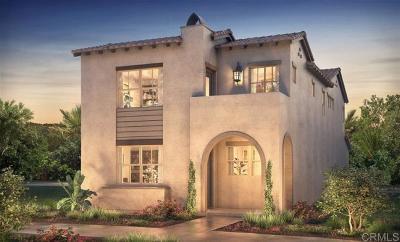 Chula Vista Single Family Home For Sale: 1195 Camino Levante