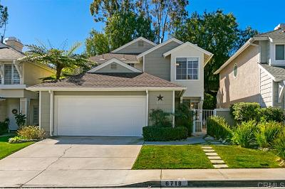 Carlsbad Single Family Home For Sale: 6718 Paseo Del Vista