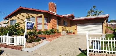 San Diego Single Family Home For Sale: 2765 Kausman St