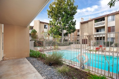 Pacific Beach, Pacific Beach Sail Bay, Pacific Beach, North Pacific Beach, Pacific Beach/Crown Point Attached For Sale: 4600 Lamont St #4-107