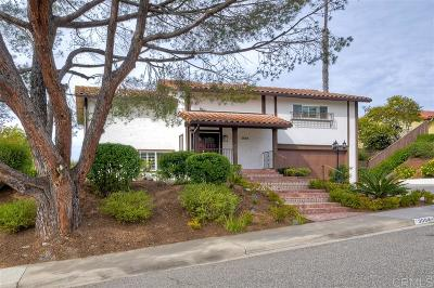 Carlsbad Single Family Home For Sale: 3004 Azahar St