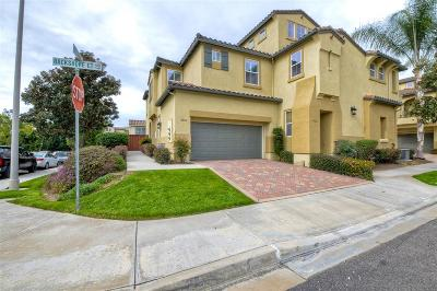 Carlsbad Townhouse For Sale: 4030 Backshore