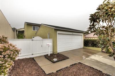 San Diego Single Family Home For Sale: 9924 Via Monzon