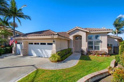 Carlsbad Single Family Home For Sale: 7708 Corte Violeta