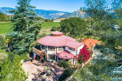 Valley Center Single Family Home For Sale: 28547 Sunset Road