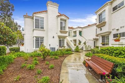 Oceanside Attached For Sale: 3335 Genoa Way #113