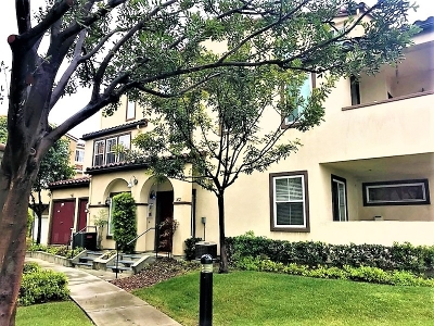 San Diego Townhouse For Sale: 1687 Paseo Aurora