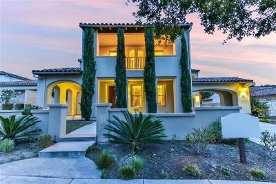 Santaluz Single Family Home For Sale: 14417 Rock Rose