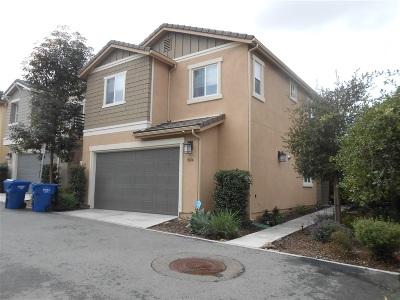 Single Family Home For Sale: 9684 Caminito Macklin