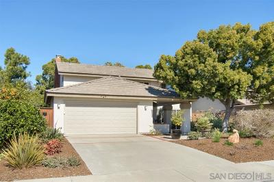 Single Family Home For Sale: 718 Point Arguello