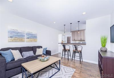 San Diego Attached For Sale: 4540 Wilson Avenue #102