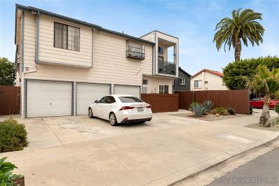 San Diego Attached For Sale: 4540 Oregon St #3