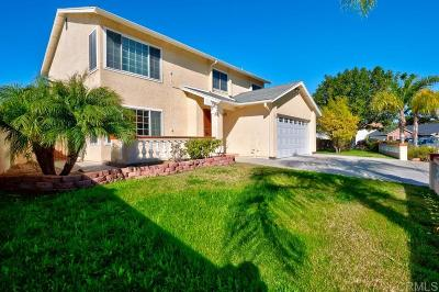 Single Family Home For Sale: 1706 Alaquinas