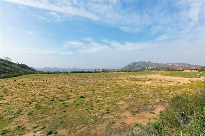 Poway Residential Lots & Land For Sale: 14355 Stage Coach Rd #1