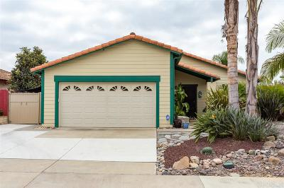 Oceanside Single Family Home For Sale: 3385 Hollowtree Dr