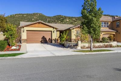 Single Family Home For Sale: 17623 Alva Road