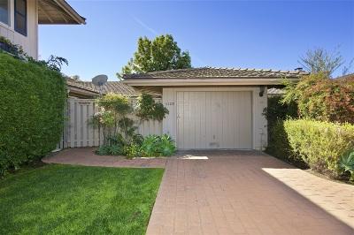 Rancho Santa Fe Rental For Rent: 6129 Paseo Delicias