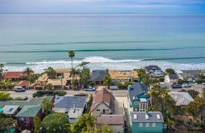 Encinitas/Leucadia, Leucadia, Leucadia Beach Community, Leucadia/Encinitas Single Family Home For Sale: 1439 Neptune Ave