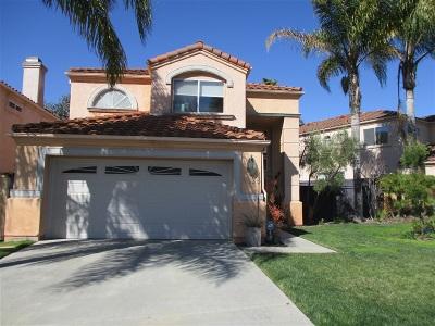 Oceanside Single Family Home For Sale: 4228 Conquistador