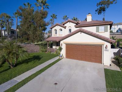 Chula Vista Single Family Home For Sale: 1301 Fieldbrook St
