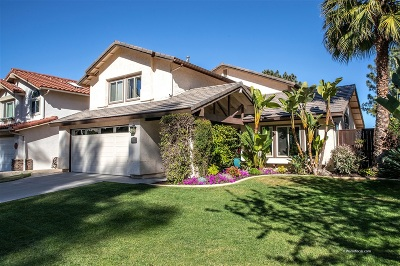 Encinitas Single Family Home For Sale: 341 Via Almansa