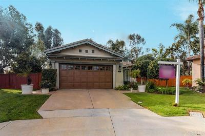 San Diego County Single Family Home For Sale: 2575 Flagstaff Court