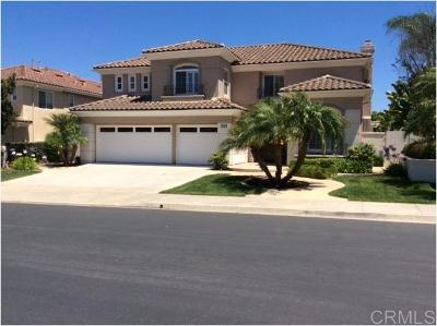 Carlsbad Single Family Home For Sale: 7393 Melodia Terrace