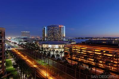 San Diego Attached For Sale: 500 W Harbor #1204